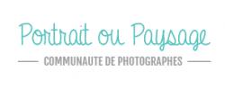 """Publication sur le site """"Portrait ou Paysage"""""""