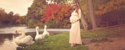 Séance photo avec Véronique au Bois de Vincennes
