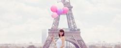 Séance photo grossesse à Paris avec Camille